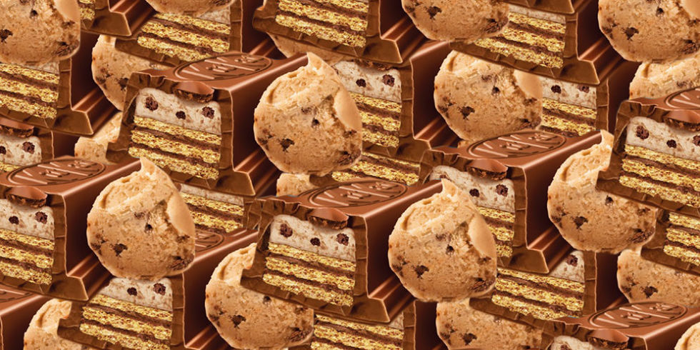 Nestle's Cookie Dough KitKat Is a Cookie