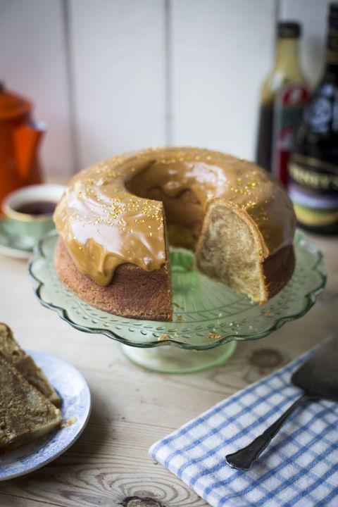 Irish Coffee Cake