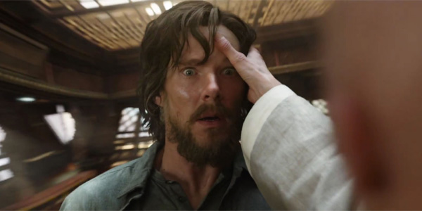 How Much Benedict Cumberbatch Worked Out For Doctor Strange
